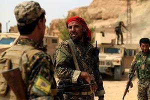 Syria: Lực lượng người Kurd đang giam giữ 900 tay súng IS