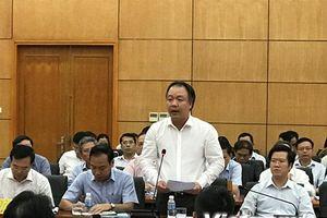 Ông Trần Hữu Linh giữ chức Tổng cục trưởng Tổng cục Quản lý thị trường