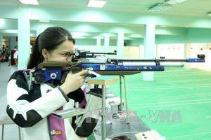 Thi đấu bắn súng tuyển chọn xạ thủ xuất sắc quốc gia thi đấu quốc tế