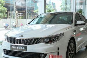 Những mẫu xe ô tô 'ế xưng' tại Việt Nam tháng 9 vừa qua