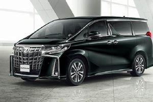 Toyota ra mắt xe mới tại Việt Nam, giá hơn 4 tỷ đồng