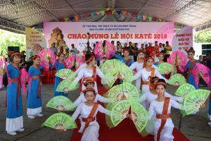 Lễ hội Katê năm 2018 của đồng bào người Chăm ở Bình Thuận