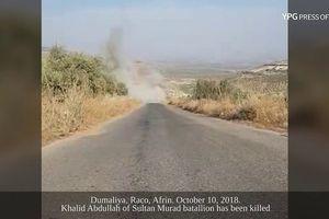 Người Kurd liên tiếp phục kích ở Afrin, diệt 4 tay súng FSA