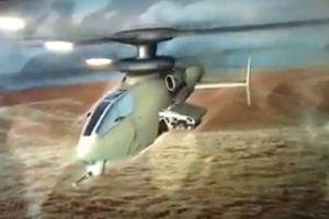 Boeing ra ý tưởng trực thăng tấn công mới, thay thế cho cả OH-58 và AH-64 Apache