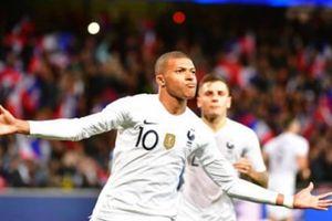 Mbappe rực sáng, Pháp có trận hòa nghẹt thở trước Iceland