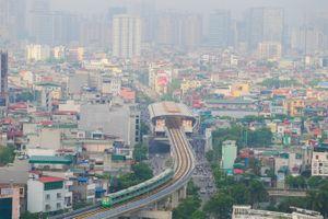 Từ nay đến năm 2030, Hà Nội sẽ có 10 tuyến đường sắt đô thị