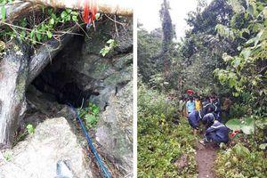 Thái Nguyên: Ba người tử vong do ngạt khí độc trong hang đá giữa rừng