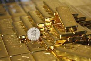 Giá vàng châu Á giảm 0,4% khi thị trường chứng khoán phục hồi