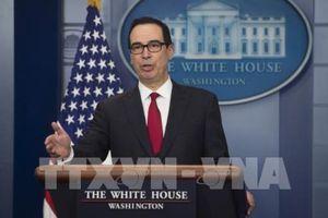 Mỹ khẳng định nền kinh tế vững mạnh bất chấp chứng khoán trồi sụt