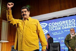 Tổng thống Venezuela cáo buộc chính quyền Trump đứng sau âm mưu ám sát
