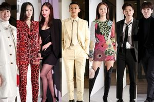 Nữ chính 'Are you human, too?' khoe vòng một khủng bên Yoo Ah In và loạt idol thời Hoàng Kim