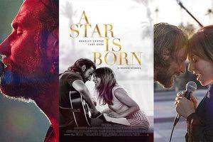 'A Star Is Born': Chân dung đối lập của Bradley Cooper và 'mẹ quái vật' Lady Gaga