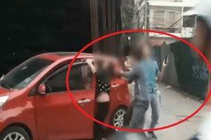 Nguyên nhân vụ chồng đánh đập vợ dã man trước mặt con giữa phố
