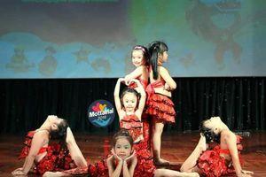 Tài năng nhí Ngôi sao Hướng Dương Group sẵn sàng cho Ngày hội Mottainai