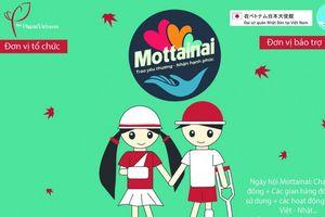 Những tấm lòng vàng ủng hộ chương trình Mottainai 2018