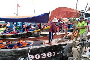 Quảng Nam: Hơn 600 tàu cá bám biển Hoàng Sa - Trường Sa