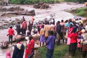 Lở đất ở phía Đông Uganda phá hủy nhà cửa, làm chết ít nhất 31 người