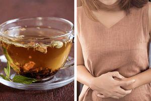 9 loại trà thảo dược tốt nhất giúp trị tiêu chảy