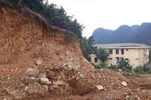 Quảng Bình: Hệ lụy xấu đến môi trường từ một điểm khai thác đất ở huyện Minh Hóa