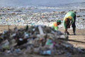 Indonesia nỗ lực giải quyết vấn đề ô nhiễm nhựa
