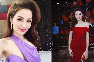 Cận cảnh nhan sắc khác một trời một vực của Hoa hậu Diễm Hương sau phẫu thuật thẩm mỹ