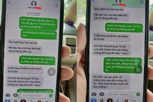 Bí thư khu phố bị tố nhắn tin đe dọa tống tiền người dân?