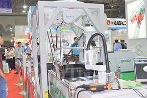 Khai mạc 3 triển lãm quốc tế về công nghệ tại Việt Nam