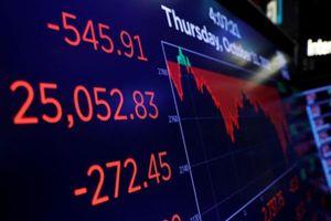 Bán tháo chưa dừng, Dow Jones lại 'bay' gần 550 điểm
