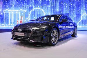 Xem trước Audi A7 Sportback thế hệ mới sắp có mặt tại Việt Nam