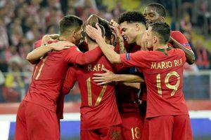 Vắng Ronaldo, Bồ Đào Nha vẫn đánh bại Ba Lan tại UEFA Nations League