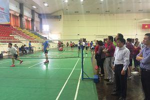 Giao lưu thể thao chào mừng thành công Đại hội Công đoàn Việt Nam lần thứ XII