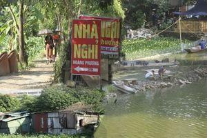 Quận Hà Đông: Phường Mộ Lao quyết liệt chỉ đạo việc lấn chiếm hồ Ngòi Cầu Trại