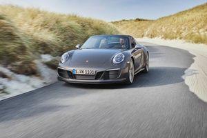 Porsche giới thiệu phiên bản đặc biệt 911 Targa 4 GTS Exclusive Manufaktur Edition giá hơn 5 tỷ đồng