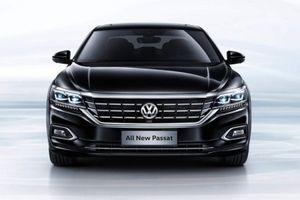Volkswagen Passat NMS 2019 bản dành cho Trung Quốc chính thức được công bố
