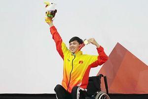 Kình ngư 'vàng' của thể thao người khuyết tật Việt Nam
