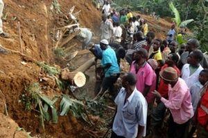 31 người chết sau lũ bùn và sạt lở đất kinh hoàng ở Uganda