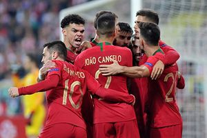 Bồ Đào Nha đánh bại Ba Lan trong ngày vắng Ronaldo