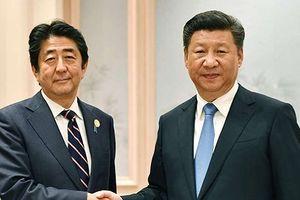 Quan hệ Trung Quốc - Nhật Bản đang 'thăng hoa' trở lại