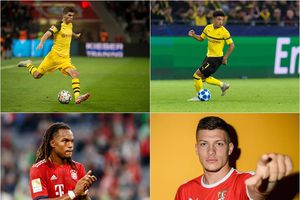 Đội hình U21 hay nhất Bundesliga: 'Neymar nước Anh' góp mặt