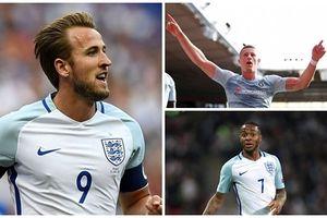 Đội hình tối ưu giúp ĐT Anh thách thức Á quân World Cup 2018 Croatia