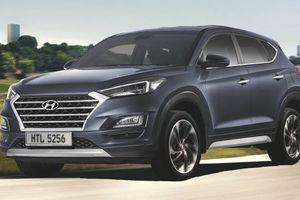 Hyundai Tucson bản nâng cấp sắp ra mắt tại Malaysia