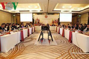 Tăng cường hợp tác tư pháp giữa các thành viên ASEAN