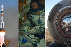Video, ảnh: Tàu vũ trụ Nga gặp nạn, rơi về Trái Đất với tốc độ 6.000 km/h