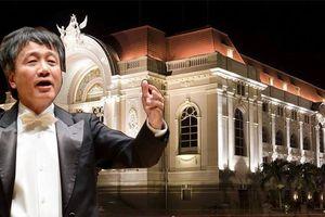 Giám đốc Nhà hát hơn 1.500 tỷ đồng: 'Nhà hát là bước đi tầm xa, nhìn về tương lai'