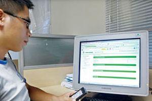 Dịch vụ internet banking có dùng được trên điện thoại di động