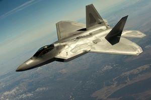 Tiêm kích F-22 răn đe 587 máy bay đối phương ở Syria
