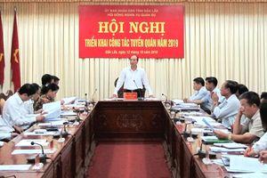 Đắk Lắk triển khai công tác tuyển quân năm 2019