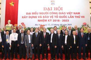 Ủy ban Đoàn kết Công giáo Việt Nam luôn là cầu nối giữa đạo và đời