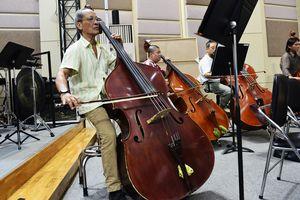 Bộ nhạc cụ 47 tỷ 10 năm diễn một lần
