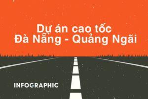 Dự án cao tốc 34.500 tỷ Đà Nẵng - Quảng Ngãi vừa thông xe đã hỏng